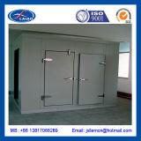 ボックスタイプ凝縮の単位が付いている低温貯蔵部屋