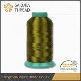 Filetto per il lavoro a maglia, ricamo del rayon di alta qualità