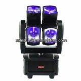맨 위 빛 BMS-8845를 이동하는 광저우 LED 8*10W RGBW 4in1 LED 최신 바퀴