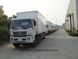 Trockene Ladung-LKW-Karosserie des konkurrenzfähigen Preis-FRP mit ISO9001 genehmigt