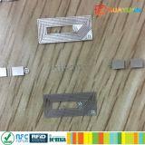 Embutimento clássico personalizado da etiqueta do tamanho 13.56MHz MIFARE 1K RFID