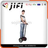 손잡이를 가진 전기 스케이트보드를 균형을 잡아 2개의 바퀴 지적인 각자