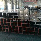 ASTM A500 Gr. een Zwart Vierkant Buizenstelsel van het Staal Q235B met de Oppervlakte van de Olie