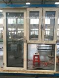 Hersteller doppeltes glasig-glänzendes Aluminiumwindows