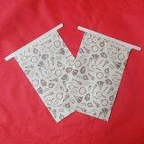 Bolsa de papel hermosa con el cuadro modificado para requisitos particulares