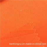 7oz пламя - retardant пряжа покрашенная ткань, ткань хлопка пожаробезопасная, пламя хлопка - retardant ткань