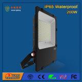 Luz de inundación al aire libre del poder más elevado 200W 85-265V SMD3030 LED