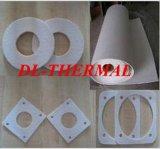 document Van uitstekende kwaliteit van de Vezel van 6mm het Warmteisolerende Vuurvaste Ceramische