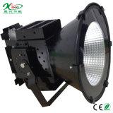 Leistungsfähiges 500W LED hohes Bucht-Licht für Fabrik-Werkstätten