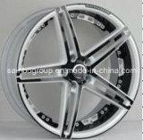 Bunte Auto-Aluminiumlegierung-Rad-Felge des Sekundärmarkt-F40173