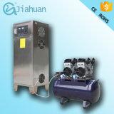 el mejor generador del ozono de la acuacultura 50g/H para el camarón que cultiva el tratamiento de aguas