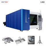 máquina de estaca do laser 2000W para aparelhos electrodomésticos, utensílios da cozinha
