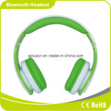 Grüner Kopfhörer des Radioapparat-V3.0 EDR mit nachladbarer Batterie