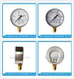 일반적인 압력 측정하 유압 압력 측정하 바닥 연결 압력 계기