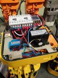 Электрическая лебедка скорости 5 тонн одиночная с крюком