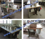 Machine à coudre non tissée manuelle de soudure de fabrication de lacet de sac de cachetage