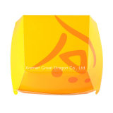 Conos respetuosos del medio ambiente del alimento de dedo con el condimento incorporado que sumerge el bolsillo (PCC17001)