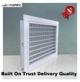 알루미늄 HVAC 공기 조절기 유포자 두 배 편향도 석쇠