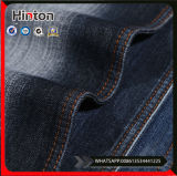 ткань джинсовой ткани Spandex полиэфира хлопка Twill индига 11oz