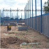 機械、プレキャストコンクリートの隔壁のパネルを形作る軽量のコンクリートの壁のパネル