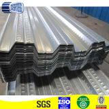 Гальванизированные Z100-Z275 стальные Corrugated плита и листы пола Decking в Китае