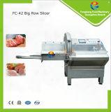 Cortadora de las tajadas de cordero de FC-42 Industial, salchicha/máquina de cortar del jamón, interruptor del cerdo