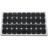 el panel solar 90W para el área montañosa alejada