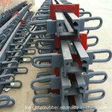 Giunto di dilatazione d'acciaio per la strada principale