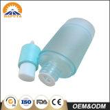 Kundenspezifische luftlose bereifte Flasche für Haut-Sorgfalt