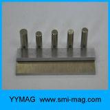 Aleación de acero vendedora caliente 2/5 imán del bloque de Rod para la recolección de la guitarra