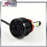 H7, lampada luminosa eccellente del faro dell'automobile del faro 40W 6000lm LED dell'automobile di H4 LED, faro impermeabile 9004 per l'automobile