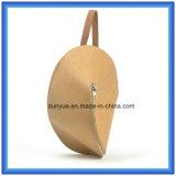 Sac de papier matériel neuf de sac à dos de Dupont personnalisé par modèle spécial, sac à dos simple de papier neuf d'épaule de Tridimensional Tyvek avec la courroie réglable