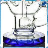 Bernsteinfarbiges Konzentrat stellt Honig-Cup-Glasölplattformen ein