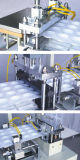 Automáticamente tapa de los PP que hace la máquina