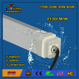 30W impermeável SMD 2835 LED Tri-Proof Light