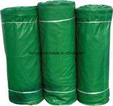 Encerado revestido impermeable del PVC de la Desgastar-Resistencia