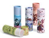 Tubo de papel de la alta calidad para el uso del bálsamo y de los labios de labio