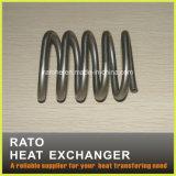 ISO-Bescheinigung-kleiner Wärmetauscher