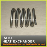 ISOの証明の小さい熱交換器