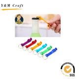 昇進のギフトの習慣によって印刷される金属の栓抜きのキーホルダー(Y03003)