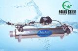 Sterilisator van het Water van het Roestvrij staal van Chunke 304/316L de UV