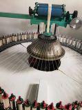 Máquina da trança do laço do jacquard do fio de algodão