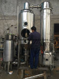 Singolo evaporatore della pellicola sottile di effetto dell'acciaio inossidabile per la preparazione del collageno