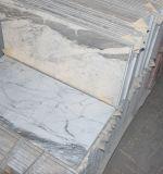 Mattonelle di marmo bianche italiane Polished qualità cinese del fornitore di migliore