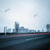 Vendas quentes da fábrica a integração da luz de rua solar com o PIR de controle remoto