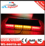 40W, das LED MiniLightbars warnt