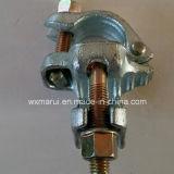 비계를 위한 안전한 BS1139 조정 연결기