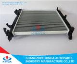 Паяемый алюминиевый радиатор для OEM 2013 Nissan солнечного Mt 21410-3au1a