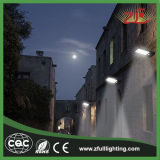 beleuchtet angeschaltene Solarbewegung 6W Ultra-Dünne drahtlose Solargarten-Portal-Bahn-Wand-Lichter