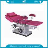 AG-C102c manuelles hydraulisches Bett für Gynecology und Obstetric Gebrauch